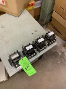 LOT OF (4) GE M-CR305D0 SWITCH RELAYS -- 1901 NOBLE DR EAST CLEVELAND OHIO 44112