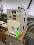 PLASMATECH PE 100 POLYMERIZATION SYSTEM: SERIAL 101908 200V-50/60HZ 1PH 15 AMP -- 1901 NOBLE DR EAST