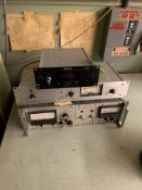 (1) MKS PDR-C-2 POWER SUPPLY READOUT; (1) GPSERIES 271 GAUGE CONTROLLER; (1) VEECO MODEL RG-830