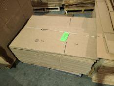 """(50) CARDBOARD BOXES 28""""X15""""X14"""""""