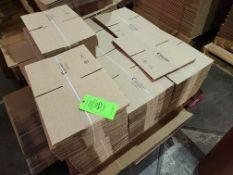 """(400) CARDBOARD BOXES 10""""X10""""X4"""""""