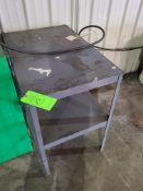 STEEL TABLE 3'X2'