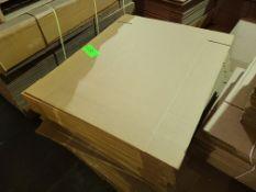 """(50) CARDBOARD BOXES 39""""X6""""X24"""""""
