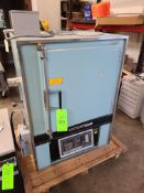 BLUE M OVEN MODEL: MP-206C-1 SERIAL NUMBER MP-801 / 343 DEGREES C / 650 DEGREES F / 208-240 VAC /