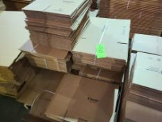 "(175) CARDBOARD BOXES 17""X7""X12"" ; (40) CARDBOARD BOXES 9.5""X9""X11"""
