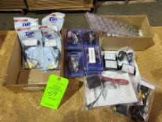 (4) ACCELE AVS200 SWITCHER; (11) VIDGL BLUE GROUND LOOP ISOLATOR BUILT IN BALUN NOISE FILTERS;