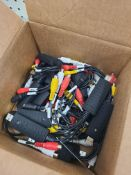 BOX OF (12) SABRENT USB TI RCA ADAPTERS