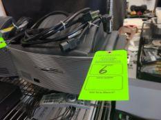 NEC PROJECTOR MODEL WT600