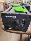 HAKKO 470 DESOLDERING STATION (NO TOOL)