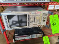 ROHDE & SCHWARZ UNIVERSAL RADIO COMMUNICATION TESTER CMU200