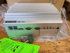 ADVENTECH ARK-3440 COMPACT FANLESS EMBEDDED IPC