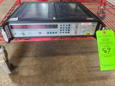 EIP MODEL 548B MICROWAVE FREQUENCY COUNTER