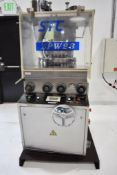 STC 16 Station Tablet Press MDL 2PW23