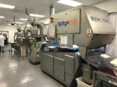 Symetix Softgel Inspection System MDL Symetix Optyx SG-N With Vac-U-Max