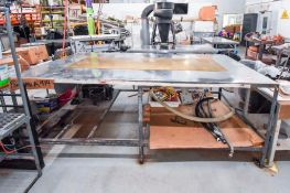 Large Cooled Table