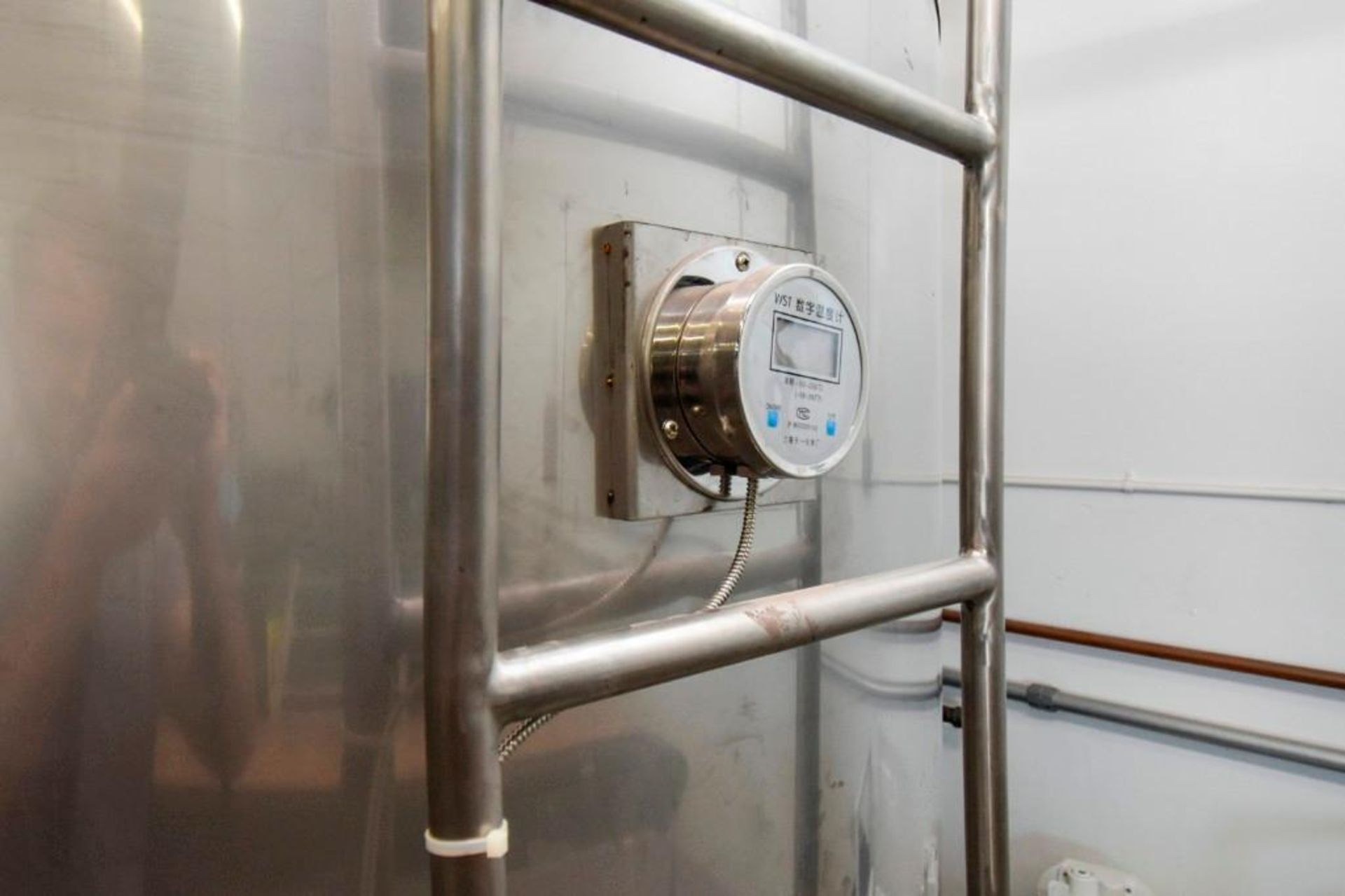 Large Jacketed Mixing Tank 1000 Gallon - Image 4 of 16