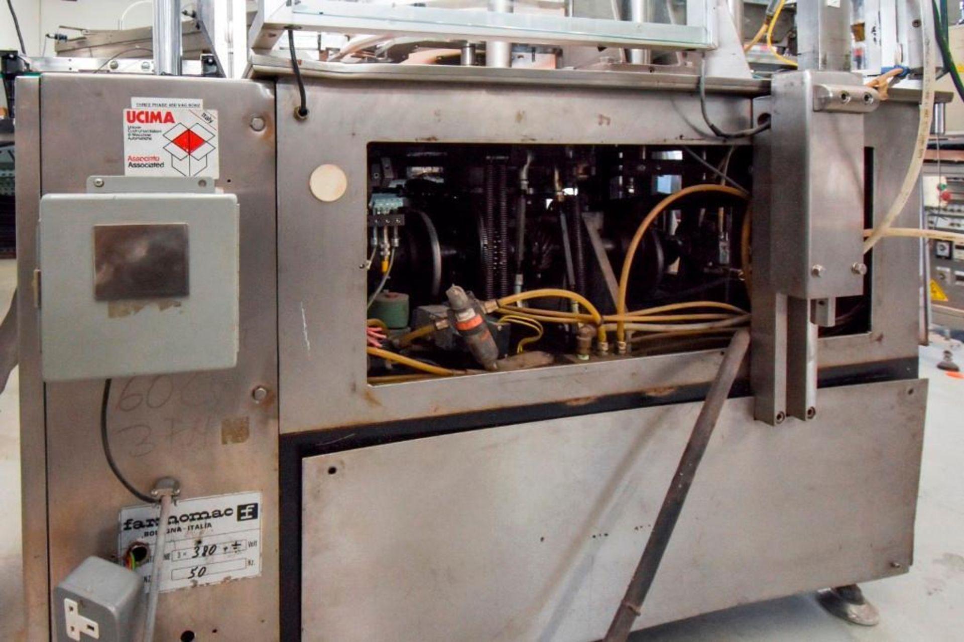 Farmomac Model 47 Monoblock Filler and Capper - Image 24 of 30