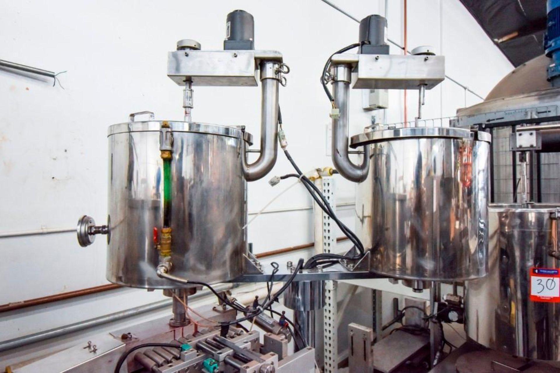 L-99-2T Lipstick Filling Machine - Image 8 of 19