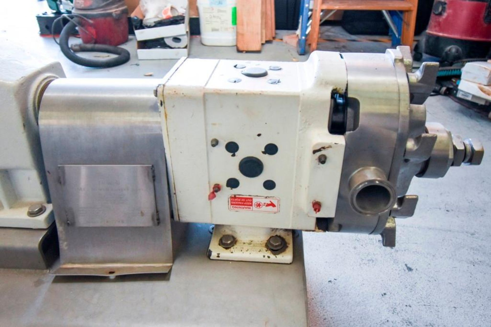 Positive Displacement Pump - Image 10 of 18