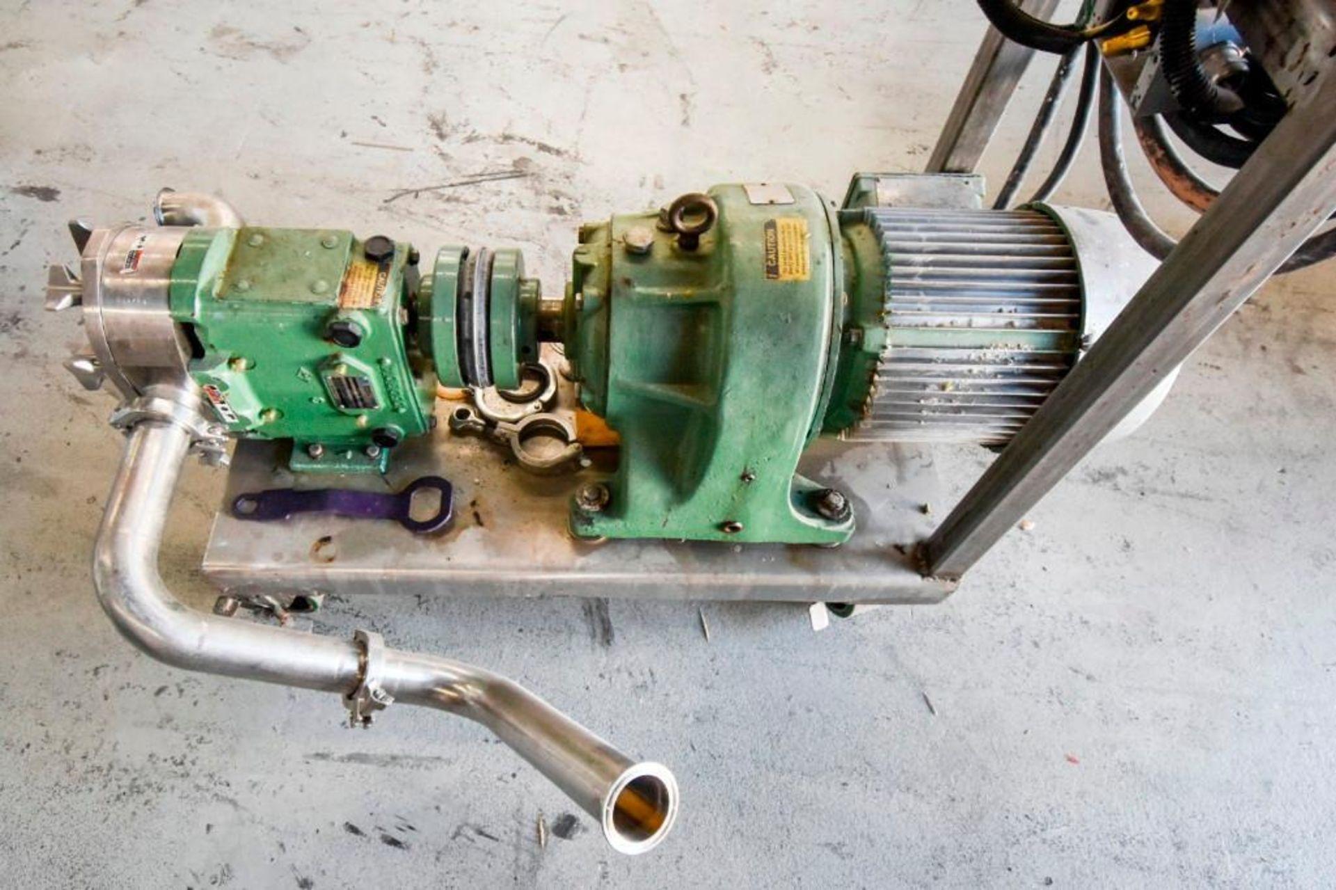 Cherry Burrel Positive Displacement Pump MDL 040 - Image 7 of 16