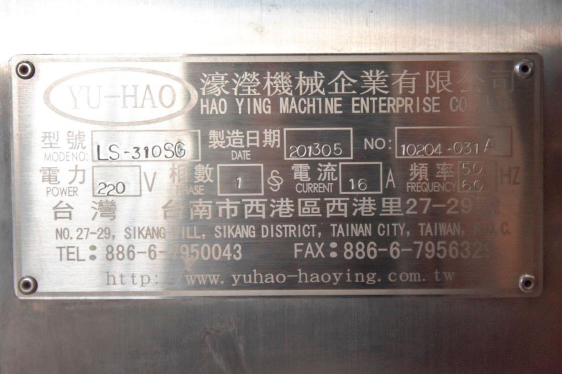 Yu Hao LS-310SG - Image 6 of 15