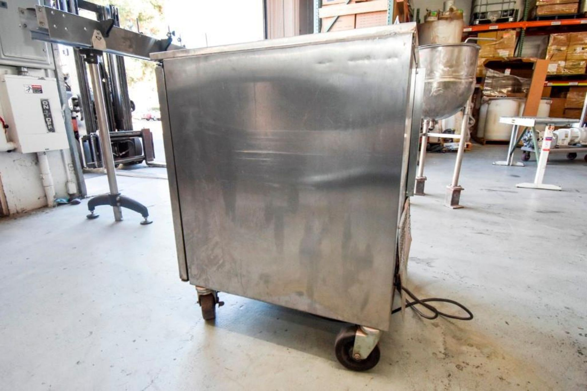 McCall Refrigerator R-6E - Image 6 of 10