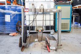 Morse Barrel Hoist 1500 lb Capacity