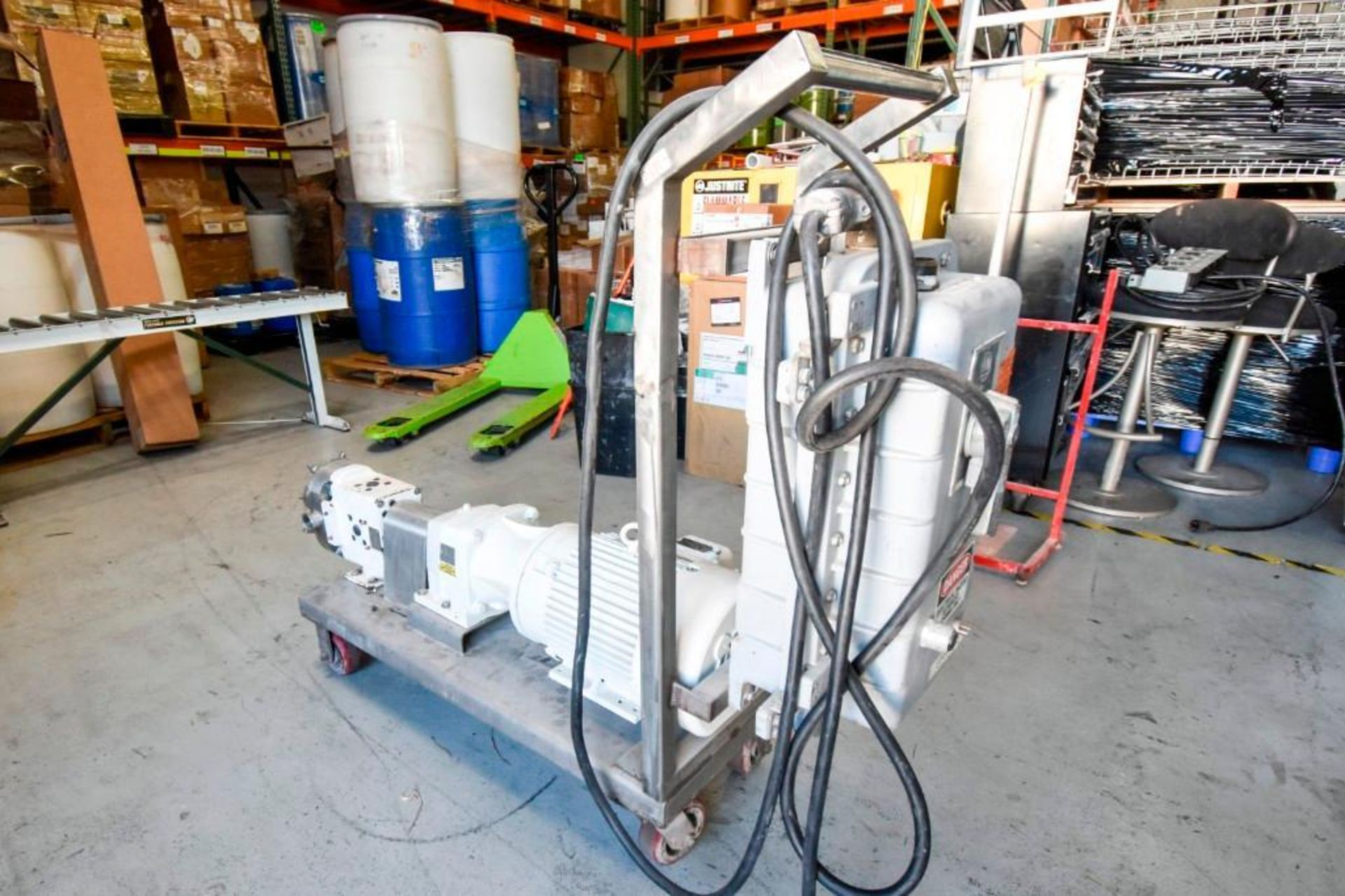Positive Displacement Pump - Image 4 of 18