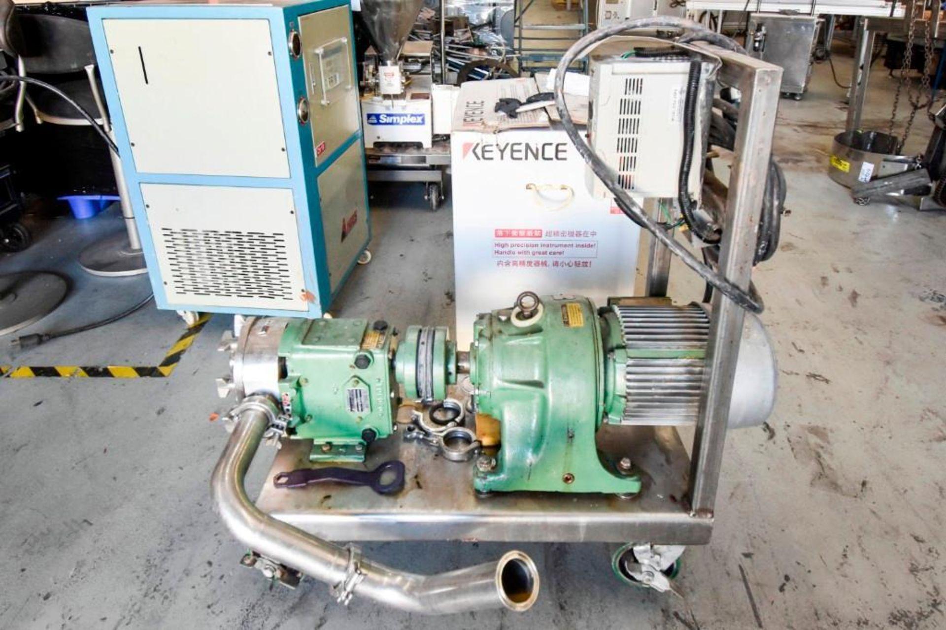 Cherry Burrel Positive Displacement Pump MDL 040