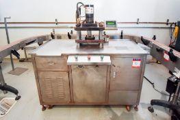 Powder Pneumatic Press