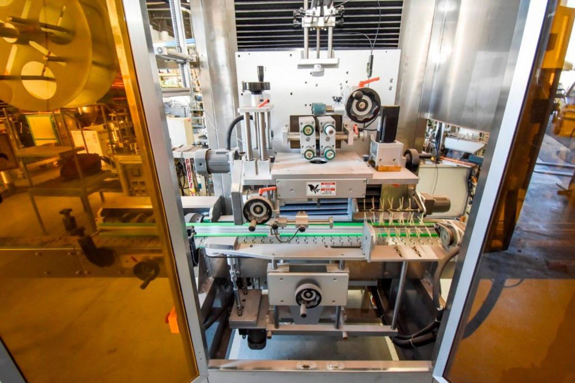Fully Automatic Sleeve and Shrink Labeling Machine - Image 15 of 24