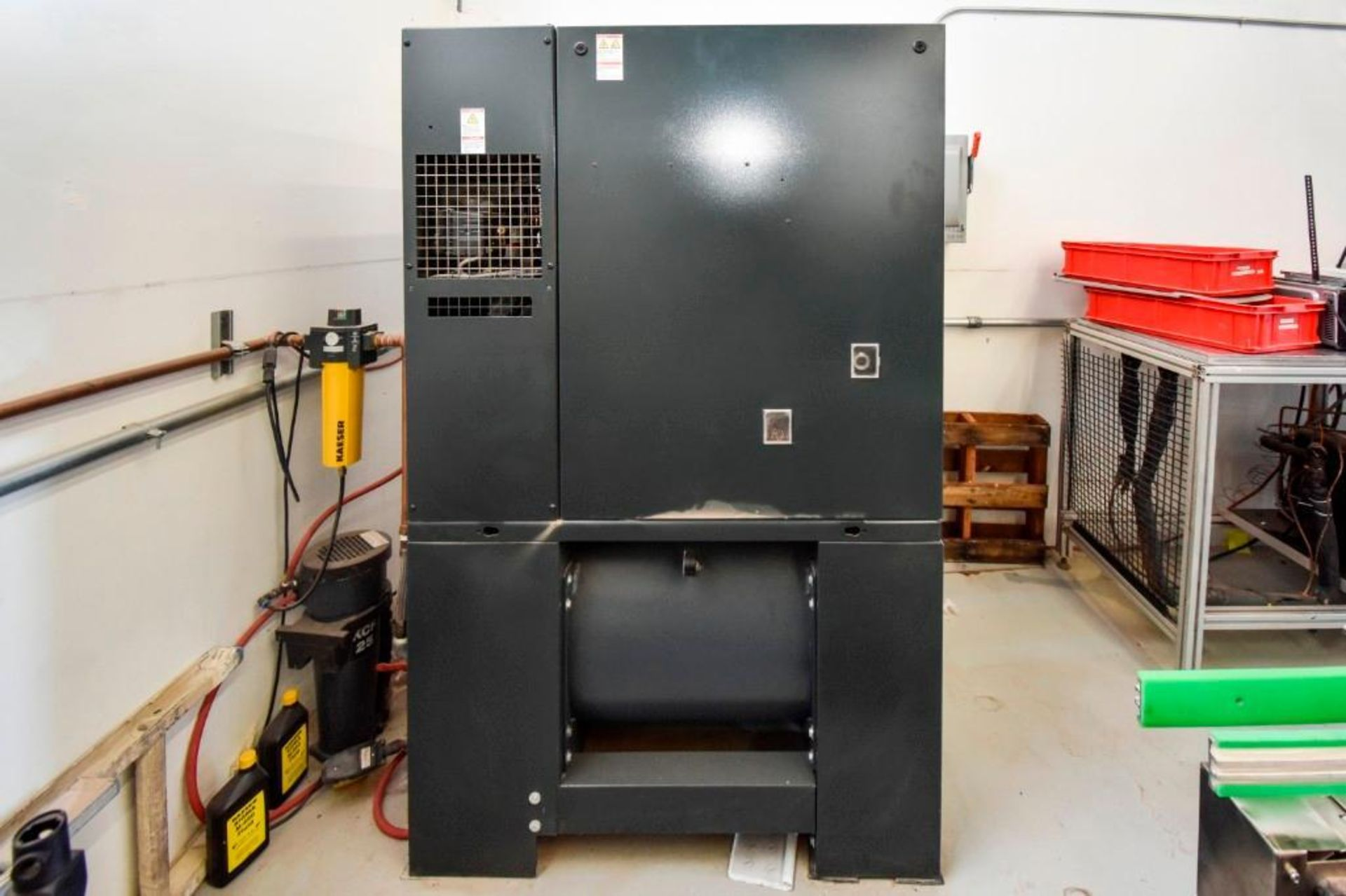 Kaeser Sigma Aircenter Compressor - Image 9 of 17