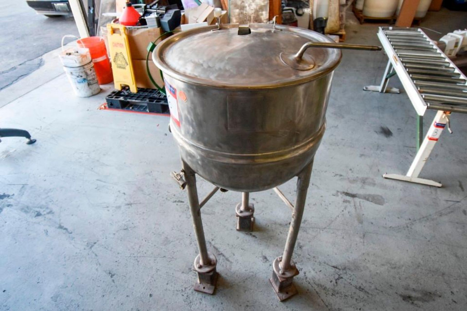 Groen Mixing Kettle 20 Gallon - Image 3 of 14