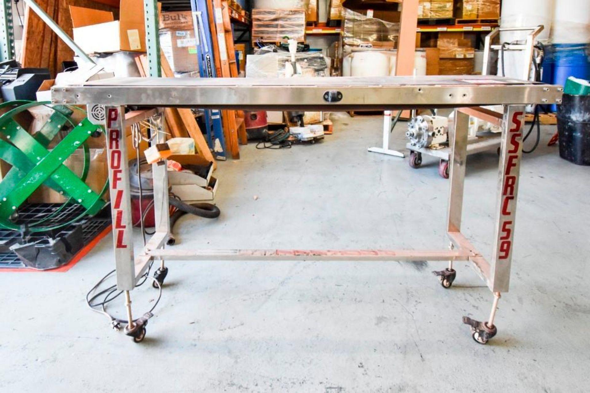 Conveyor SSFRC59 Profil - Image 2 of 15