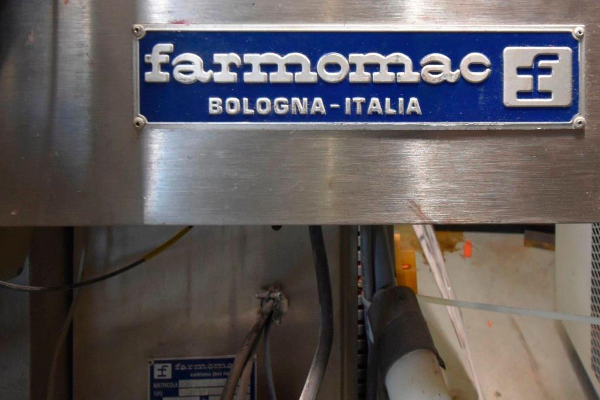 Farmomac Model 47 Monoblock Filler and Capper - Image 4 of 30