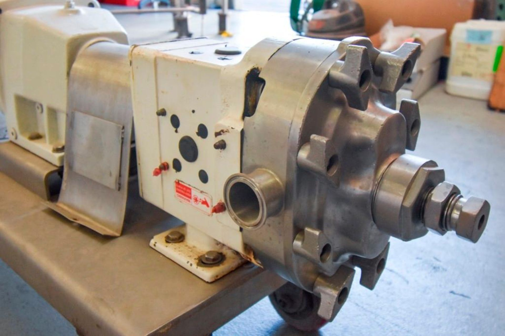Positive Displacement Pump - Image 12 of 18