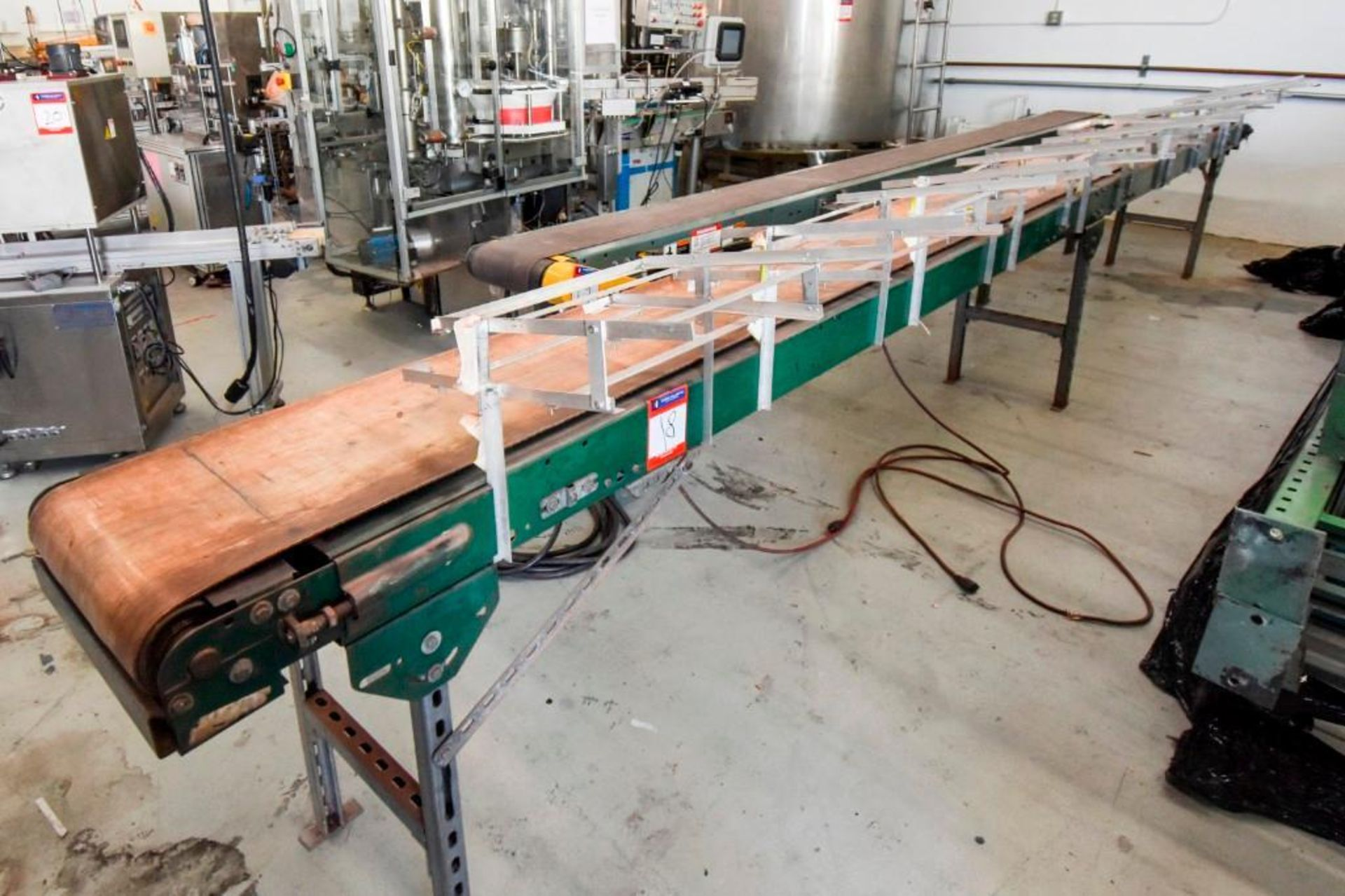 Conveyor with Case Holders - Image 3 of 16