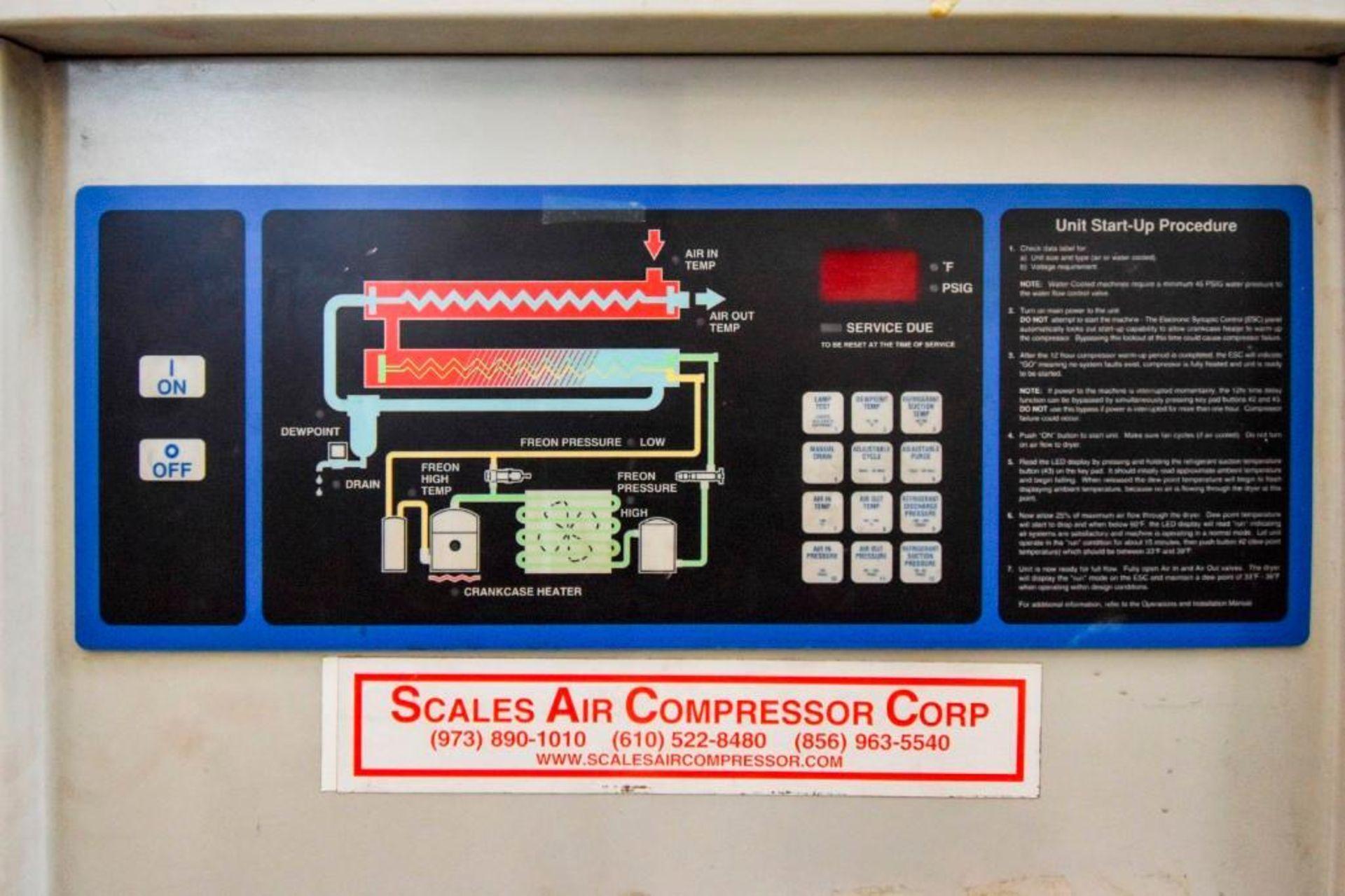 General Pneumatics Compressed Air Dryer - Image 5 of 12