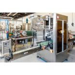 Fully Automatic Sleeve and Shrink Labeling Machine