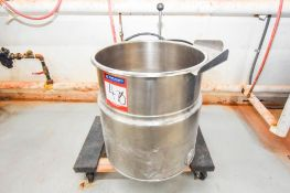 Table Top 2/3 Jacketed Kettle