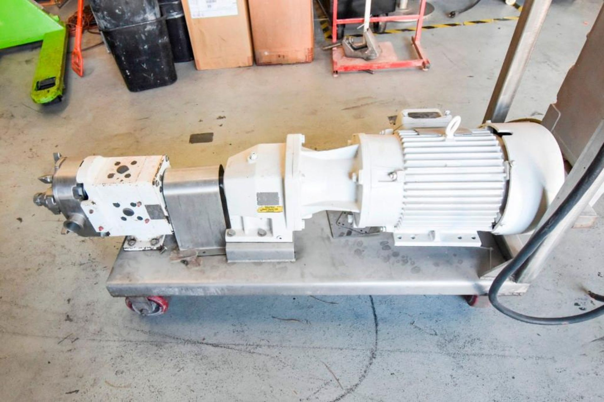 Positive Displacement Pump - Image 5 of 18