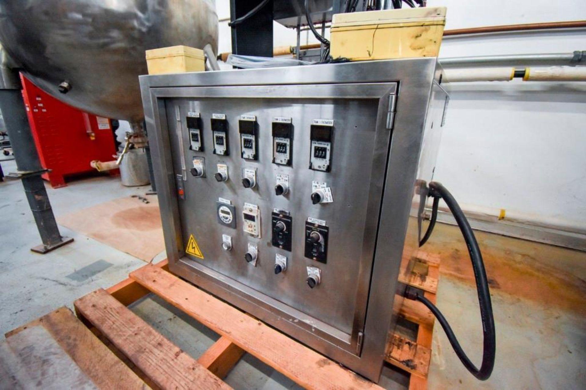L-99-2T Lipstick Filling Machine - Image 5 of 19