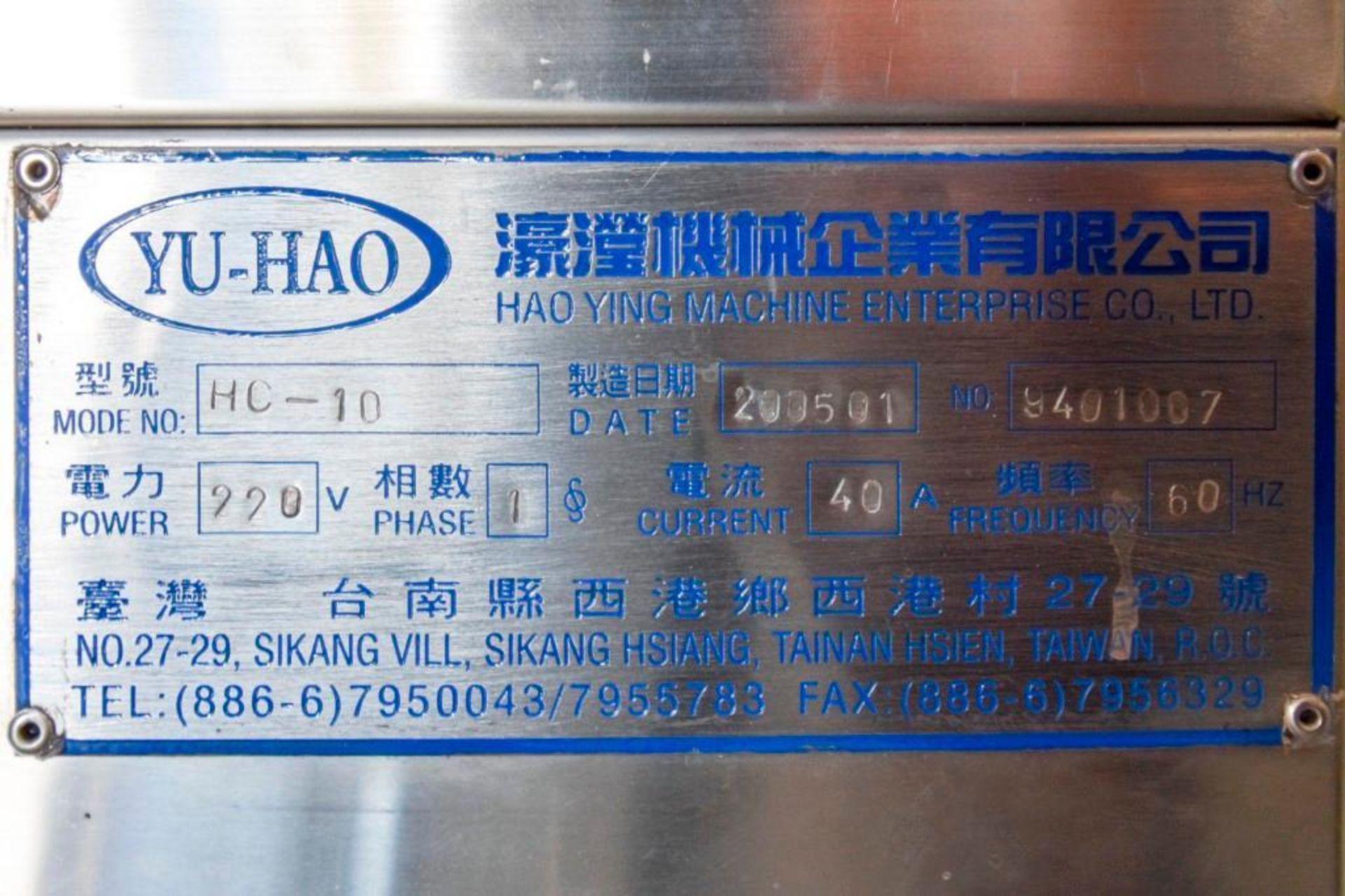 Yu Hao HC-10 - Image 11 of 13