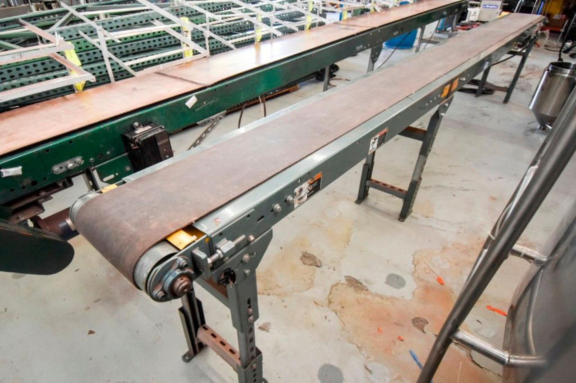 Hytrol Conveyor - Image 7 of 10