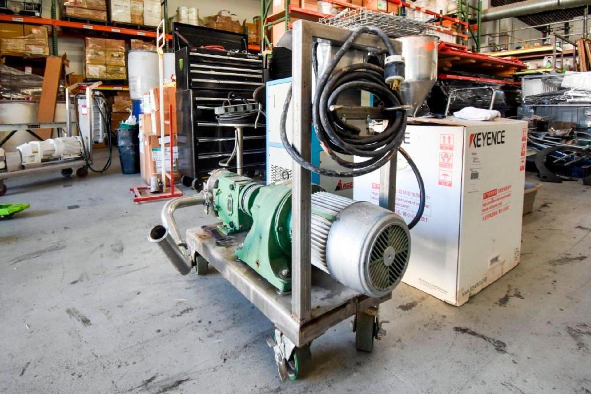 Cherry Burrel Positive Displacement Pump MDL 040 - Image 3 of 16