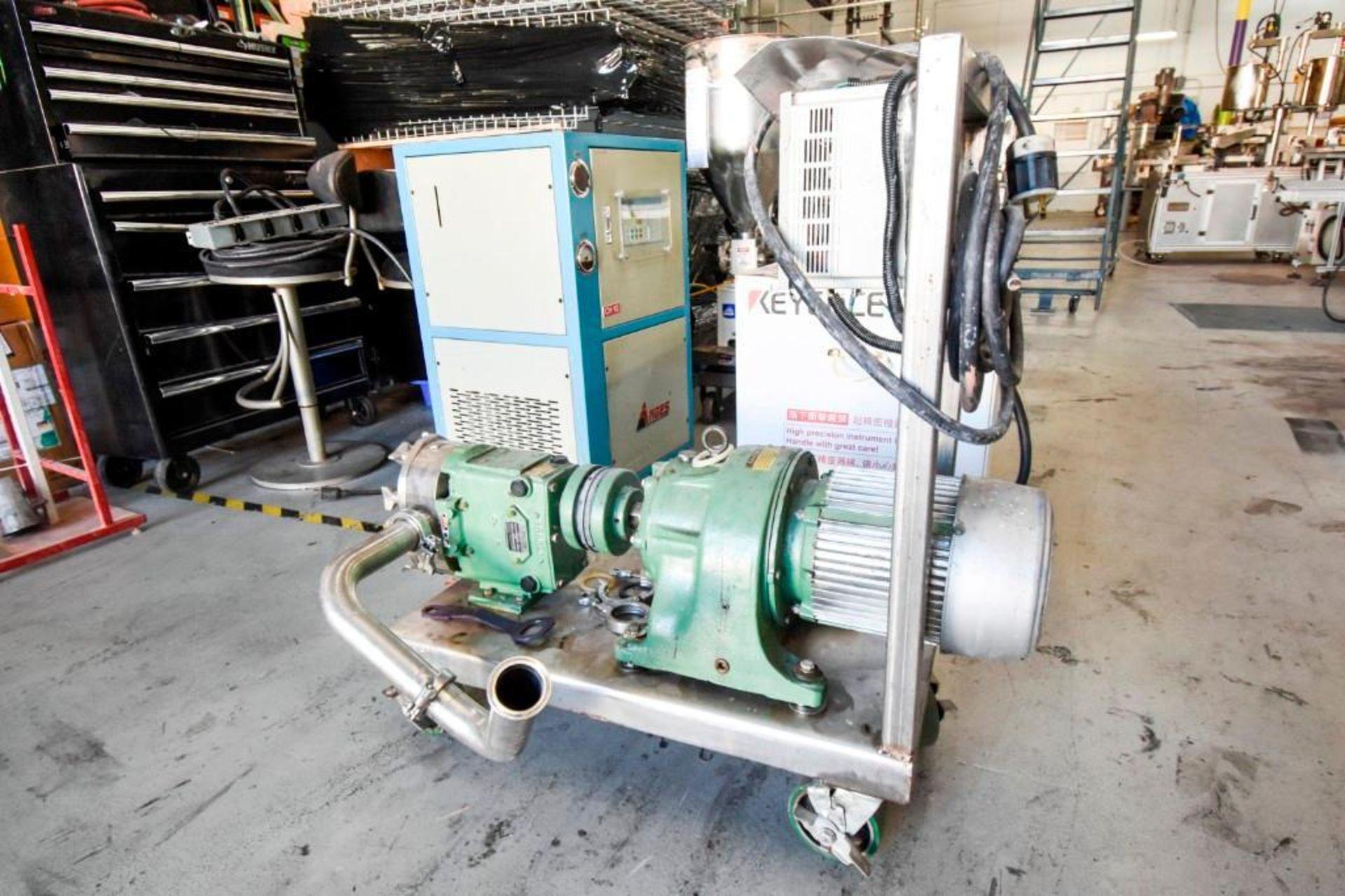 Cherry Burrel Positive Displacement Pump MDL 040 - Image 2 of 16