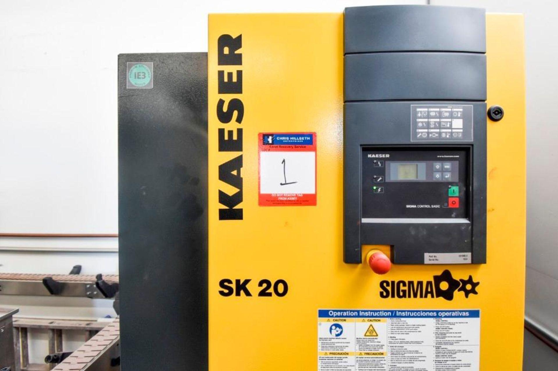 Kaeser Sigma Aircenter Compressor - Image 4 of 17