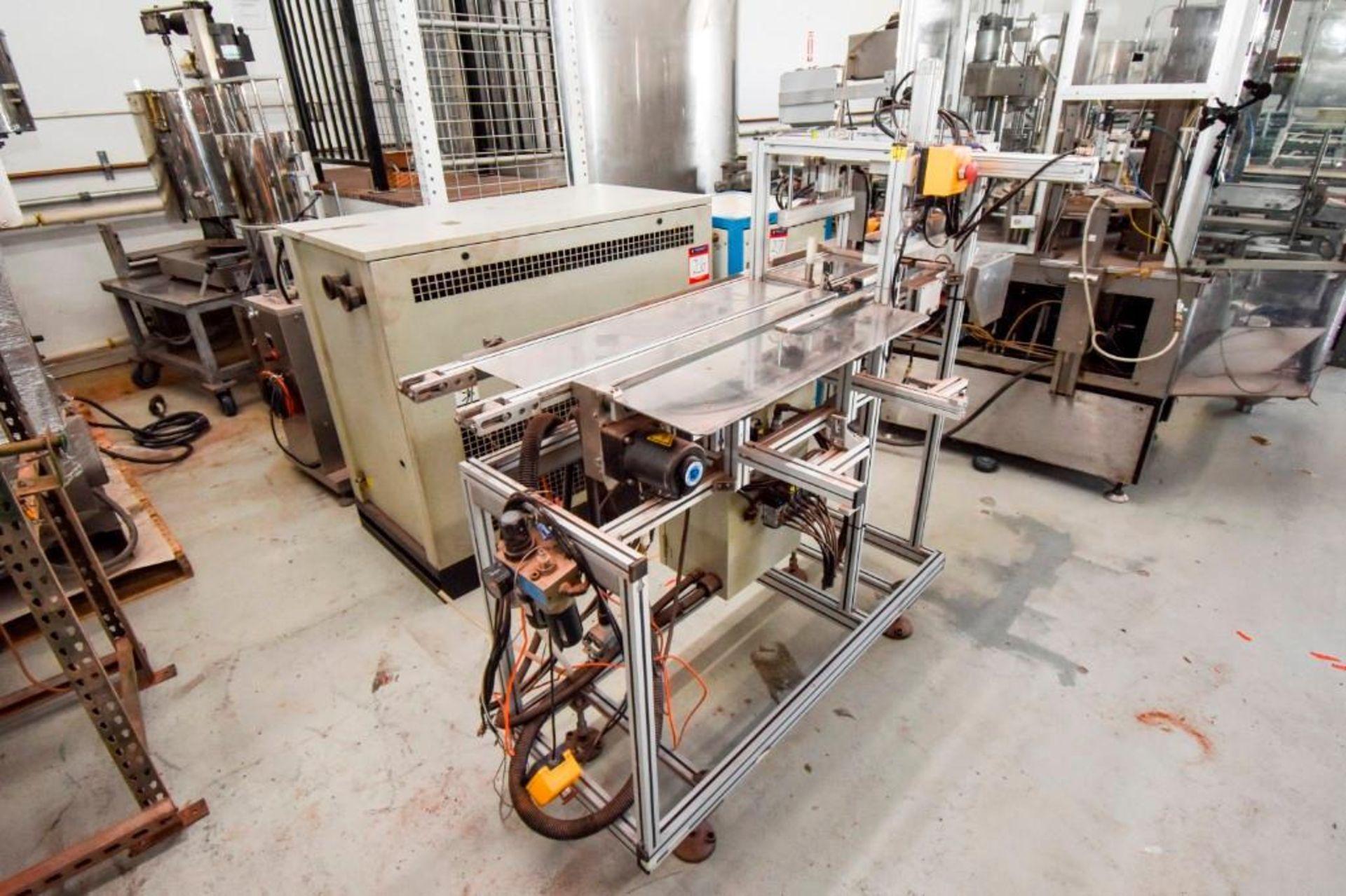 Cap/Bottle Press or Closer Machine - Image 3 of 14