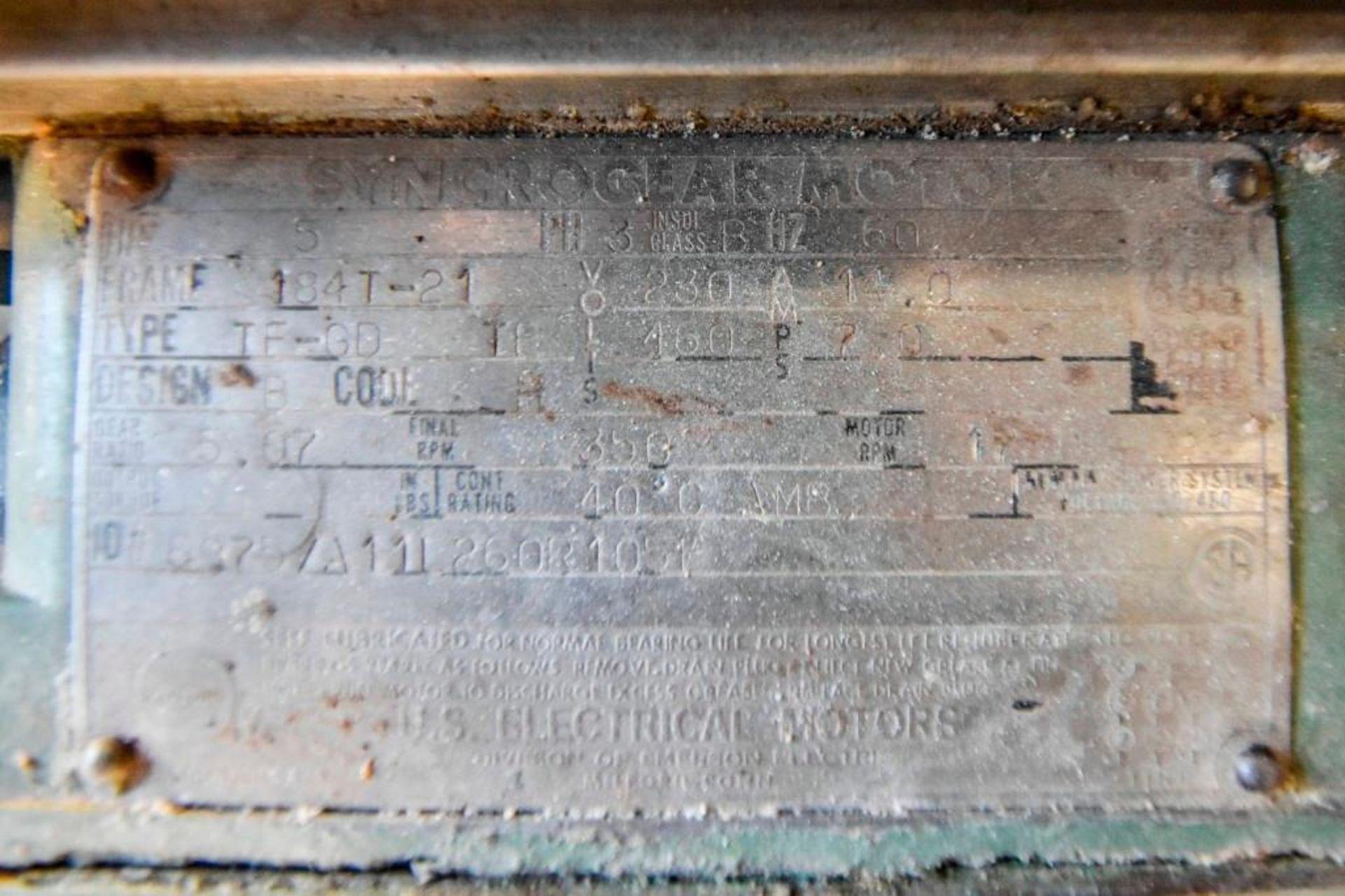 Cherry Burrel Positive Displacement Pump MDL 040 - Image 15 of 16