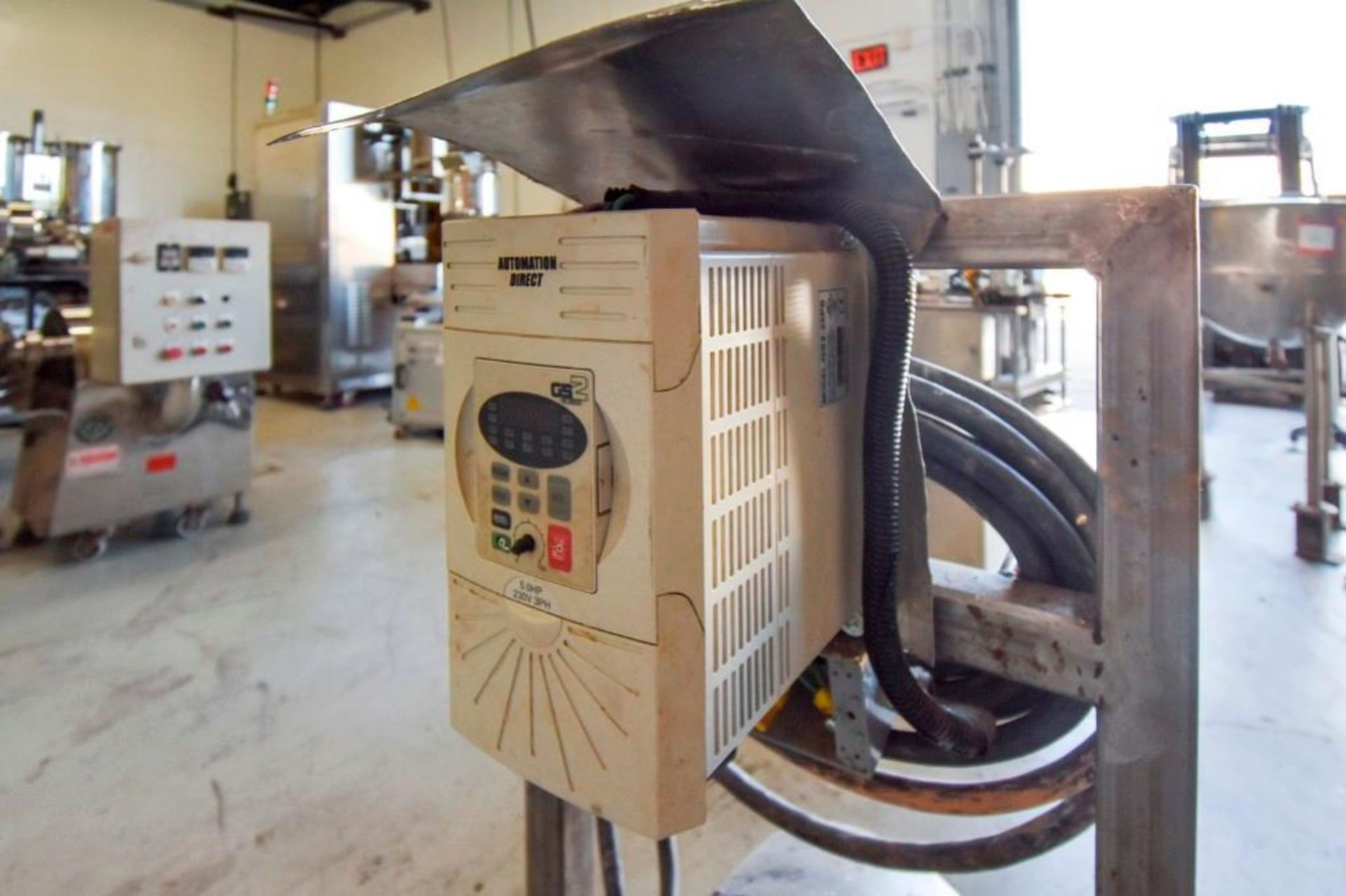 Cherry Burrel Positive Displacement Pump MDL 040 - Image 5 of 16